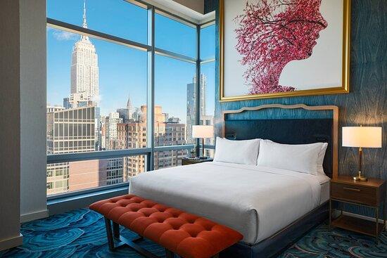 Presidential Suite – Bedroom
