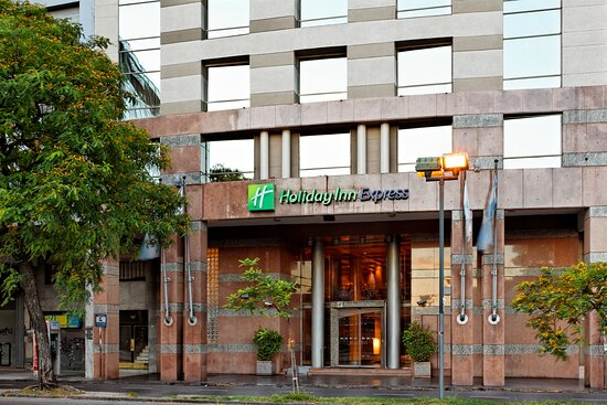 Holiday Inn Express Puerto Madero, Hotels in Buenos Aires