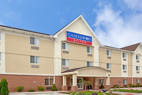 Welcome to the Candlewood Suites!