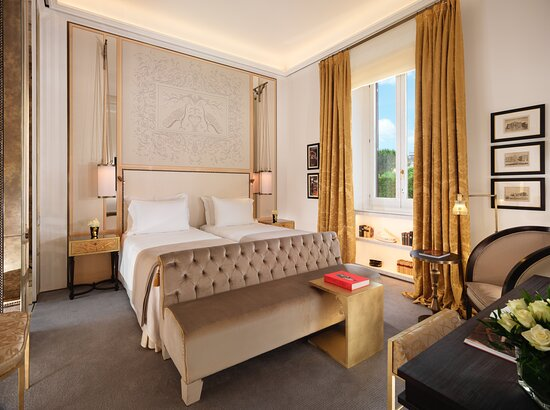 Hotel Eden Prestige Room