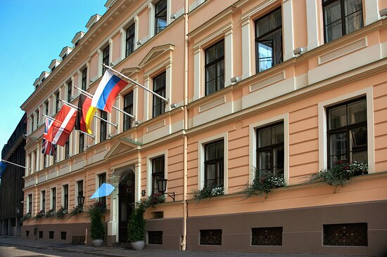 Grand Palace Hotel, Hotels in Riga