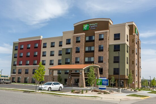 Holiday Inn Express & Suites Billings West, Hotels in Billings