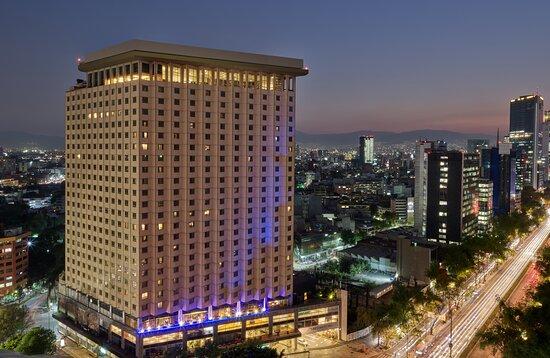 Fiesta Americana Reforma, hoteles en Ciudad de México