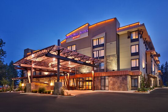 SpringHill Suites Coeur d'Alene, hôtels à Coeur d'Alene