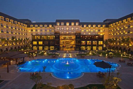 Renaissance Cairo Mirage City Hotel, hoteles en El Cairo