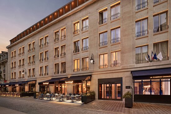 La Caserne Chanzy Hotel & Spa, hôtels à Reims