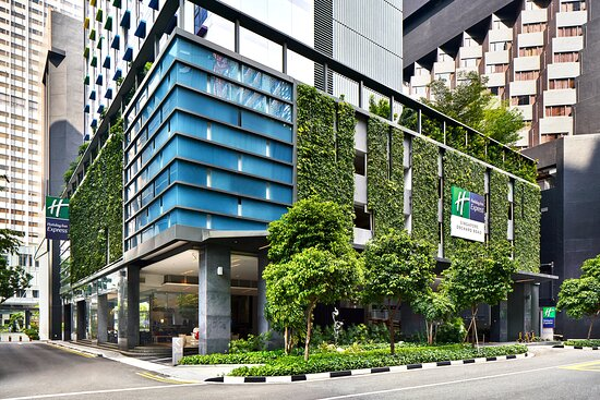 Holiday Inn Express Singapore Orchard Road, Hotels in Singapur
