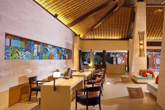 Reception - Holiday Inn Resort® Baruna Bali