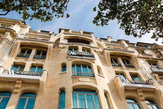Paris Marriott Champs Elysees Hotel, Hotels in Paris