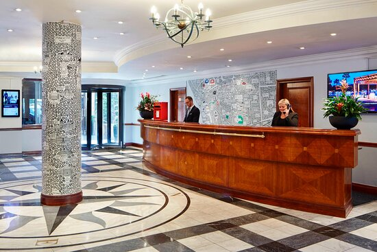 Liverpool Marriott Hotel City Centre, Hotels in Liverpool