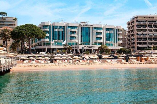 JW Marriott Cannes, hôtels à Cannes