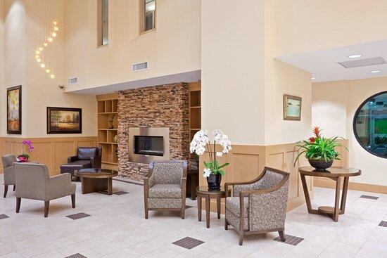 Hotel Lobby Surrey Hotel BC