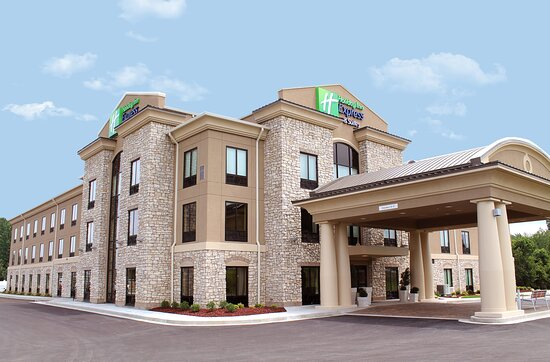 Holiday Inn Express & Suites Paducah West, an IHG hotel