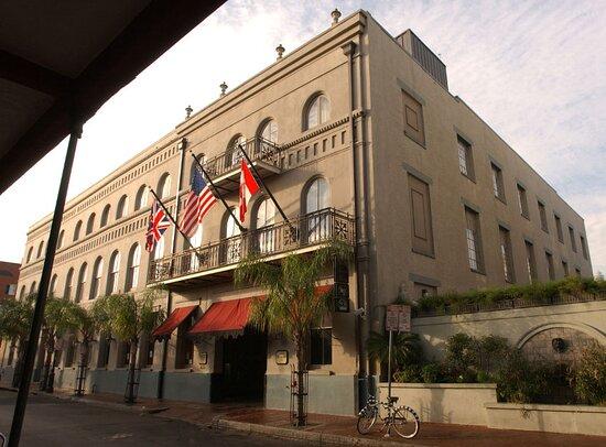 Prince Conti Hotel, hoteles en Nueva Orleans
