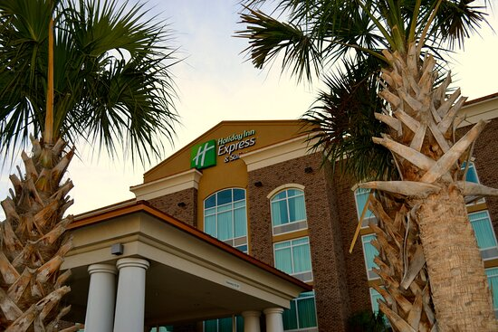 Holiday Inn Express & Suites Charleston Arpt-Conv Ctr Area, Hotels in North Charleston