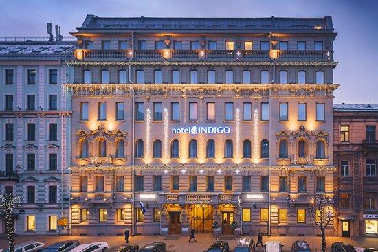 聖彼得堡英迪格飯店