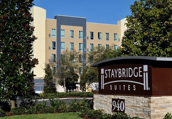Staybridge Suites St. Petersburg Downtown