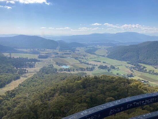 Whitfield, Australia: The King Valley Views