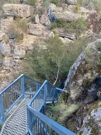 Whitfield, Australia: Going Down And Up