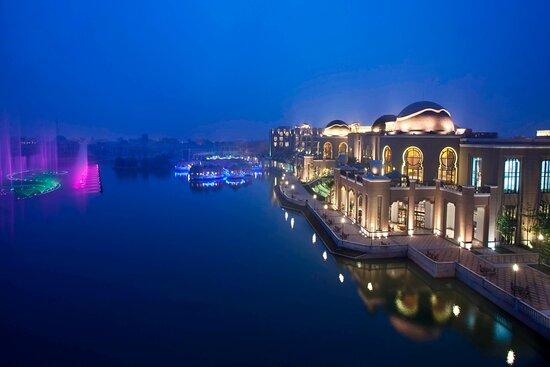 清遠獅子湖喜來登度假酒店