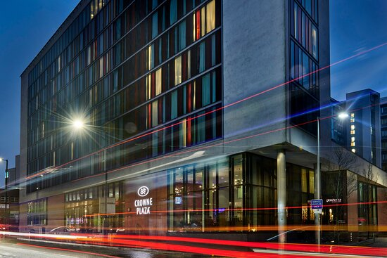 Crowne Plaza Manchester City Centre, an IHG hotel