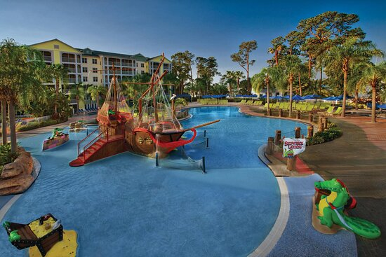 Marriott's Harbour Lake, hoteles en Orlando