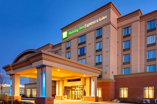 Holiday Inn Express Hotel & Suites Newmarket, Hotels in Georgina