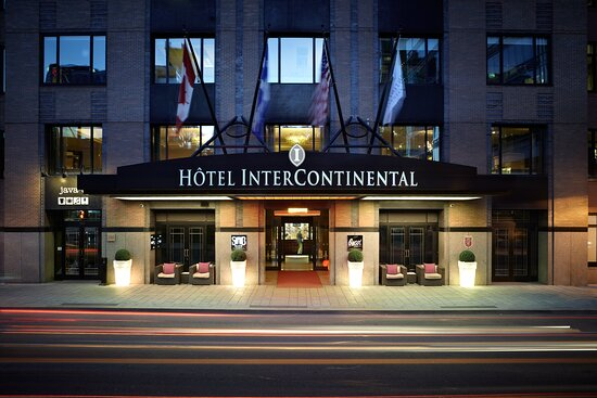 InterContinental Montreal, hoteles en Montreal