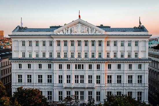 Hotel Imperial, a Luxury Collection Hotel, Vienna, Hotels in Vienna