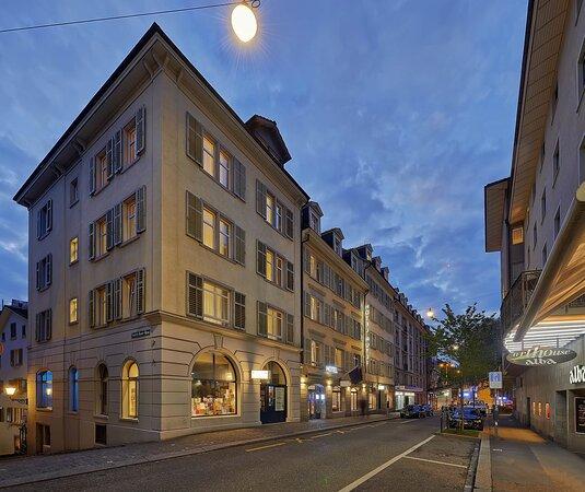 Sorell Hotel Rütli, Hotels in Zürich