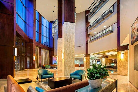 Courtyard by Marriott Dallas Allen at Allen Event Center