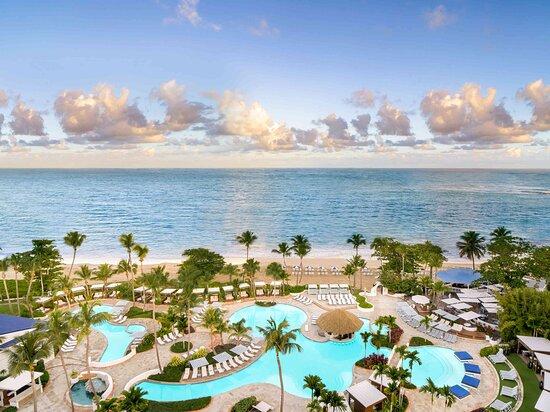 Fairmont El San Juan Hotel, hoteles en Puerto Rico