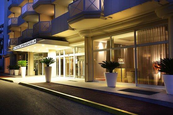 AC Hotel by Marriott Ambassadeur Antibes- Juan les Pins, hôtels à Juan-les-Pins