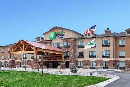 Holiday Inn Express & Suites Lander WY, hôtels à Lander