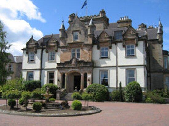 Cameron House on Loch Lomond