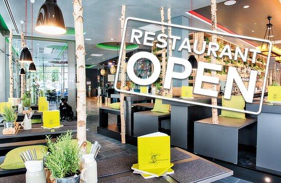 NYX Hotel Munich Restaurant Open