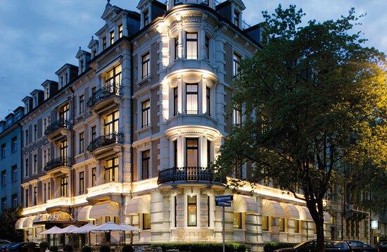 Alden Luxury Suite Hotel Zurich, Hotels in Zürich