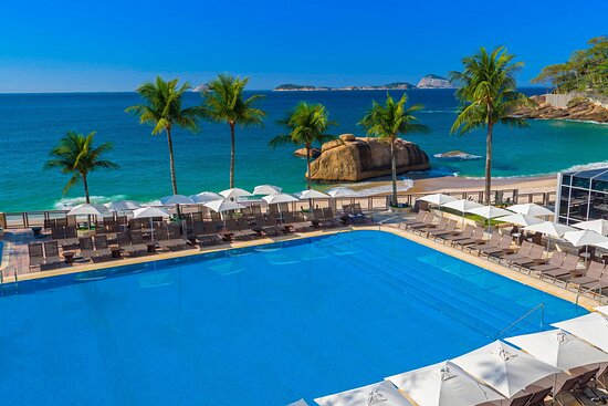Sheraton Grand Rio Hotel & Resort, hôtels à Rio de Janeiro
