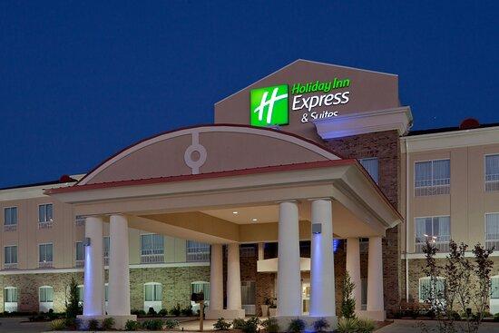 Winona, MS: Hotel Exterior