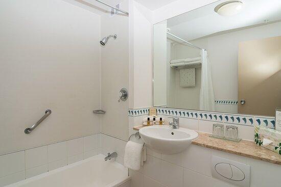 Waitangi, New Zealand: Standard Garden View Double Or Twin Bathroom