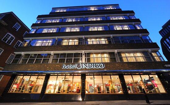 Hotel Indigo London Tower Hill, hôtels à Londres