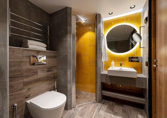 Original Sokos Hotel Vaakuna Kouvola Tykkimaki Standard Queen Quattro Bathroom