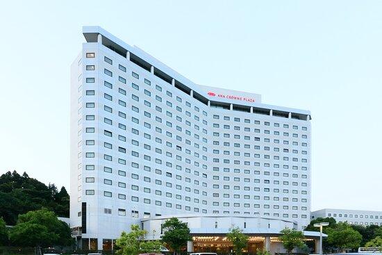 โรงแรมคราวน์ พลาซ่า เอเอ็นเอ นาริตะ