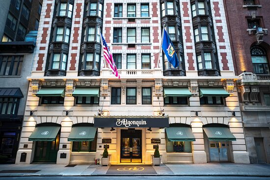 The Algonquin Hotel Times Square, Autograph Collection, Hotels in New York City