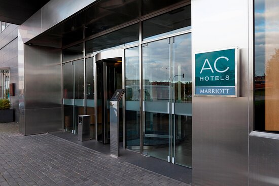 AC Hotel Gijón, hoteles en Ruta Vía de la Plata