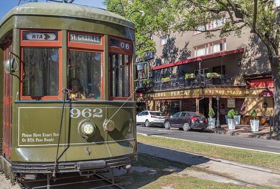 Club Wyndham Avenue Plaza, hoteles en Nueva Orleans