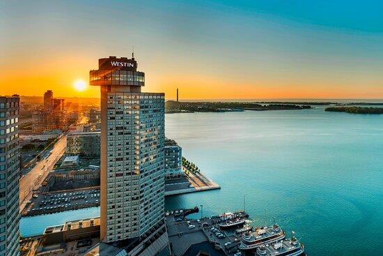 The Westin Harbour Castle, Toronto, hoteles en Toronto
