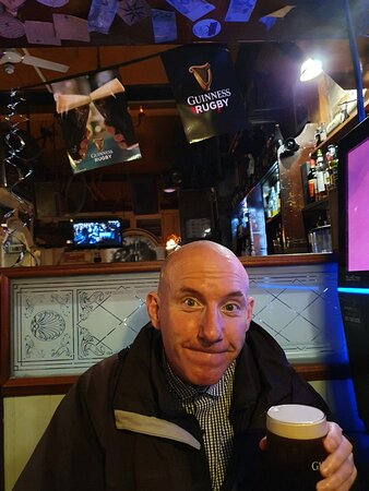 Shenanigans Irish Pub along Tithebarn Street.