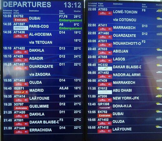 Air France: Wenig los