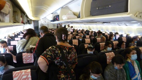 Air France: Voll ausgebucht